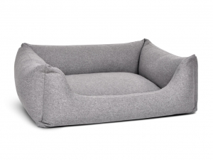 Hundebett-Worldcollection-Silverline