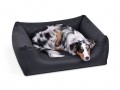 Hundebett Worldcollection Select+ Kunstleder gesteppt